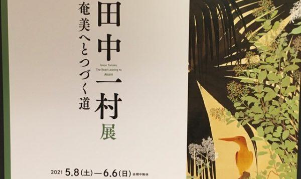 日本画家・田中一村の展覧会